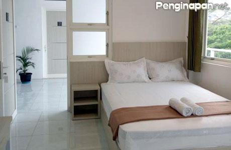 The Kost Homestay Syariah, fasilitas kamar