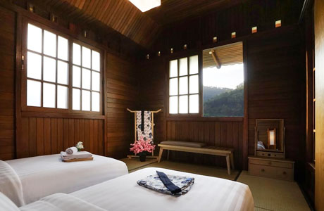The Onsen Hot Spring Resort Batu - www.booking.com