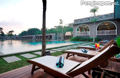 The Westlake Resort - (Sumber: pegipegi.com)