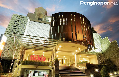 Tickle Hotel Yogyakarta - (Sumber: booking.com)