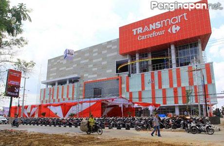 Transmart Pekanbaru - jadwalnonton.com