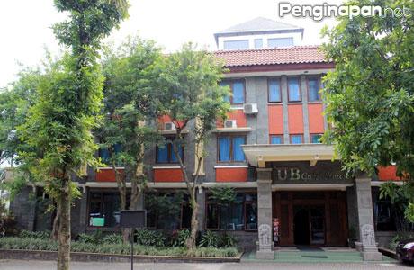 UB Hotel, penginapan, universitas, Malang, Brawijaya, guest house, tarif, fasilitas, kamar, telepon, reservasi, pemesanan, alamat, email, telepon