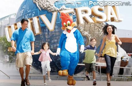 Universal Studio Singapura - (Sumber: visitsingapore.com)