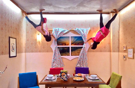 Upside Down World Alam Sutera - sportourism.id