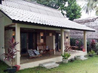Villa Dahon Batukaras - @Ian Kurniawan