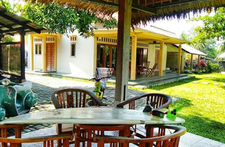Villa Dahon Batukaras - @Villadahon Batukaras