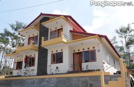 Villa Elang Tampak Luar
