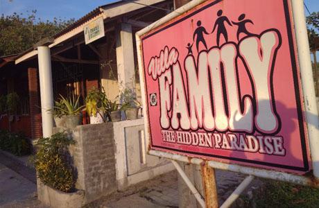 Villa Family Sawarna - @Hendri Riko