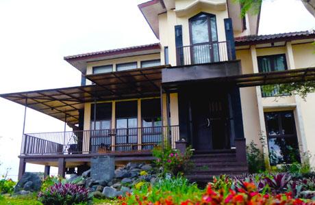 Villa Hira Pangalengan - @Villa Hira Pangalengan