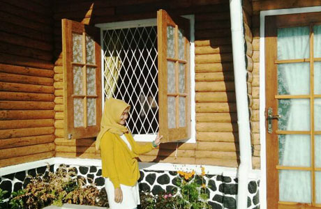 Villa Kodok Tretes - @Azizah Septyan