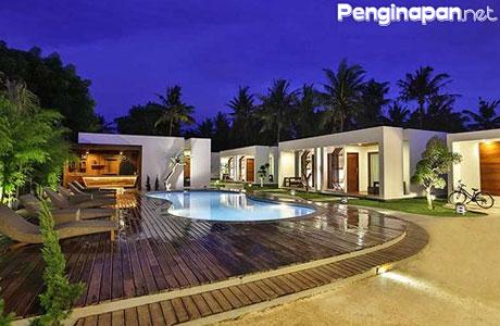 Villa Nero Lombok - www.makemytrip.com