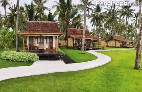 Villa Pantai Solong - travelingyuk.com