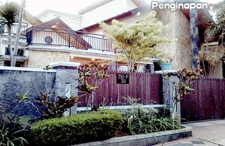 Villa Parikesit Tampak Luar