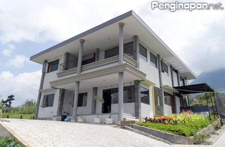 Villa Puncak Panderman View