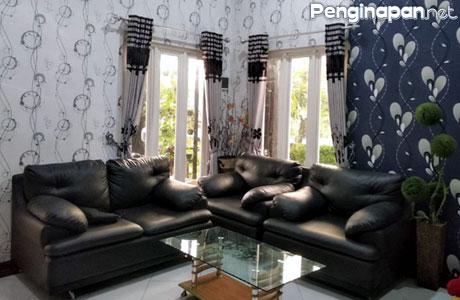 Villa Rumah Bintang Batu, fasilitas ruang tamu