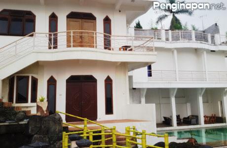 Villa Utama Tretes - (Sumber: villutama.wordpress.com)