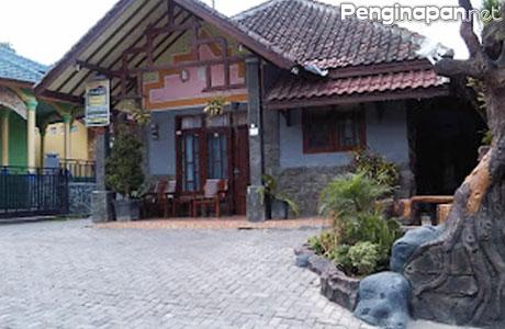 Villa Vivi Tampak Luar