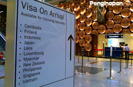 Visa on Arrival - phinemo.com