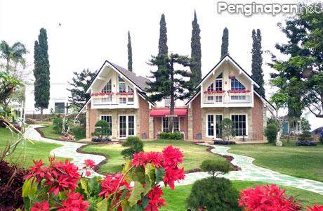 Kemewahan Volendam Villa Batu bak di Negeri Kincir Angin