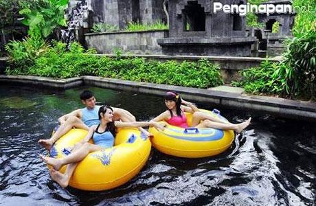 Wahana WaterBoom Lippo Cikarang - nurulnoe.com