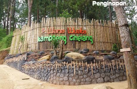 Wana Wisata Kampoeng Ciherang Tanjungsari - irinerainbow.blogspot.co.id