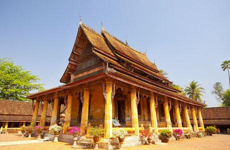 Wat Si Saket - www.visit-laos.com