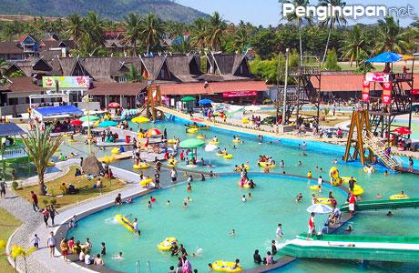 Waterboom Sabda Alam Hotel & Resort Cipanas - sabdaalam-garut.com