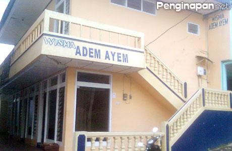 Wisma Adem Ayem - (Sumber: lintasmagetan.com)