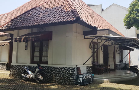 Wisma LIPI Bandung - @nurhayati hamdani