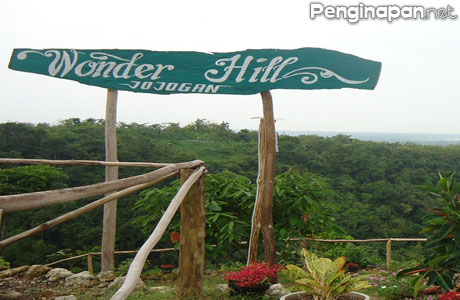 Wonder Hill Jojogan Pangandaran - www.jojogan.com