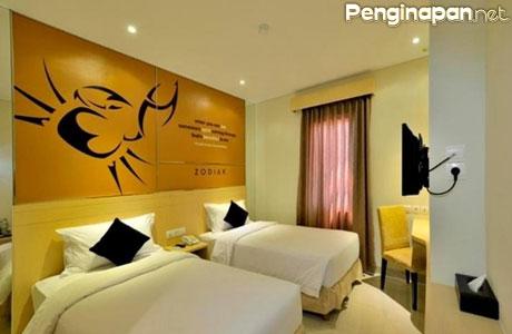 Zodiak @Asia Afrika Hotel - www.pegipegi.com