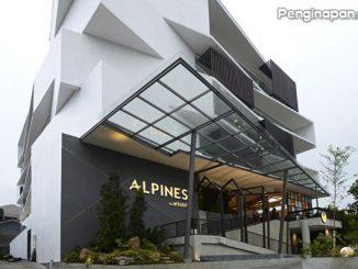 Arsitektur unik dan futuristik dari Alpines by Artotel