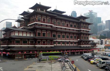 Penginapan, akomodasi, hostel, murah, singapura, singapore, china town, alamat, lokasi, tarif, fasilitas, Wi-Fi, backpacker, booking, telepon, food court, kuliner