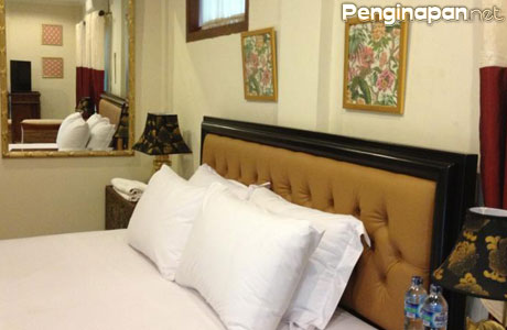 ciwulan 36 guest house - www.booking.com