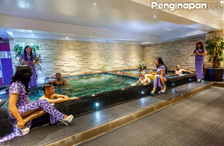'Grand Boutique Spa' di Hotel Orchardz Bandara Cengkareng