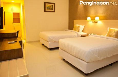 Nat Homestay Penginapan Murah Dengan Fasilitas Ala Hotel Bintang 3 Di Malang