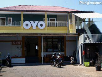 Nusa Indah Homestay tampak dari depan